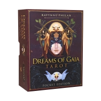 Таро Мечты Гайи карманное издание (Dreams Of Gaia Tarot (Pocket Edition).