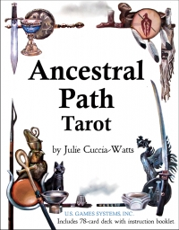 Таро Путь предков Ancestral Path Tarot by Julia Cuccia-Watts.