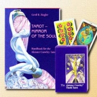 Таро Тота Алистера Кроули (Aleister Crowley Thoth Tarot) (Crowley Tarot: Mirrow of the Soul Set).