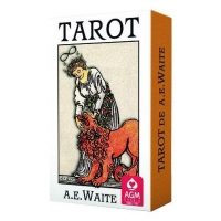 Таро Уэйта A.E. Waite Tarot Deluxe Premium Edition GB (12031).