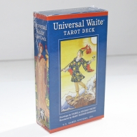Таро уэйта универсальное (Universal Waite Tarot Pocket 15777).